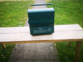 Gas heater camping