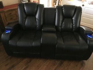 Brand new top of line recliner
