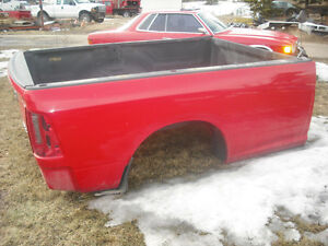 Dodge Truck Boxes - Bumpers - Lights