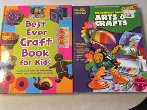 Arts and Crafts for Kids Books