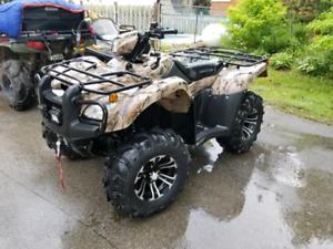 2012 HONDA FOREMAN 500 CAMO