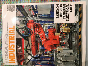 Electrical wiring industrial 6th Canadian edition textbook