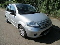 2006 CITROEN C3 1.4I DESIRE MANUAL PETROL 5 DOOR HATCHBACK