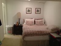 Mississauga 1 Bedroom (in basement) available for rent