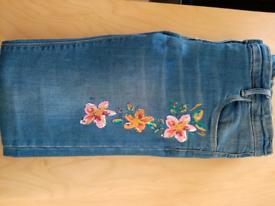 Kids Jeans by Nutmeg Age 10-12