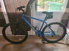 Apollo Phaze Mountain Bike Blue