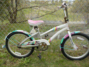 Kids Girl Barbie Bike