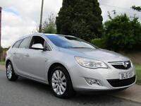2012 Vauxhall Astra 1.3 CDTi 16V ecoFLEX SE 5dr 5 door Estate