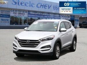 2016 HYUNDAI TUCSON Premium - ALL WHEEL DRIVE w/Heated Seats, Bl