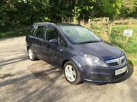 Vauxhall/Opel Zafira 1.9CDTi ( 120ps ) 2007MY Club 7 SEATER VERY CLEAN INSIDE