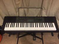 Casio keyboard 61 keys