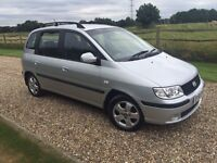 Hyundai Matrix Gsi Auto 1owner with fsh low mileage great value