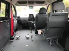 2012 Peugeot Expert Tepee EXPERT TEPEE COMFORT HDI RIDE UP FRONT WHEELCHAIR A...