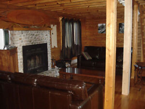 Furnished 5Bed/3Bath- Home-Renous,NB*