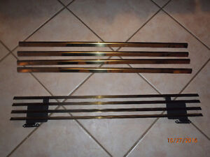 Napoleon Gas Fireplace Replacement Brass Grill Louvers