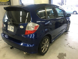 2011 Honda Fit Sport Berline