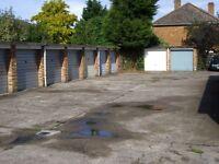 Lock-up garage, Mogden Lane, Isleworth. TW7 7LF