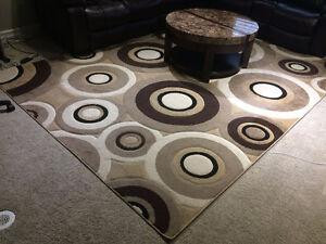 Area rug - size 8 feet x 11 feet