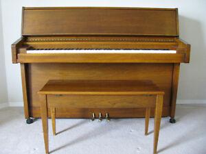 Heintzman upright piano Edmonton Edmonton Area image 2