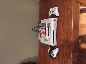Xbox 360 and goodies