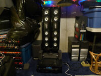Home Theater Sound System Sony and Digitial Research