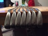 Nike VR Cavity iron set