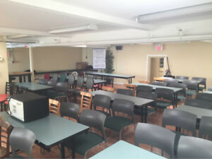 Event Rental Space 1100sqft with Kitchenette ONLINE BOOKING