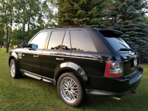 2010 RANGE ROVER SPORT SUPERCHARGED! MINT CONDITION! LOW MILEAGE