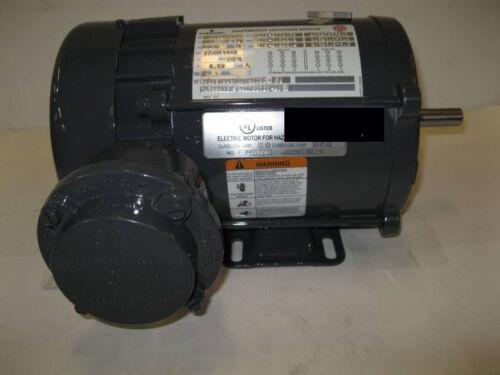 EMERSON 1/2 HP Hazardous Location Motor