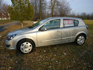 2009 Saturn Astra Hatchback  Manual Carleton Place $5500neg