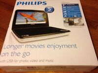Phillips portable dvd player