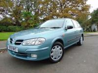2001 NISSAN ALMERA 1.5 ACTIV BRAND NEW MOT DRIVES BEAUTIFULLY LOVELY CONDITION