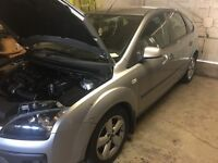 Ford Focus 55 plate all parts available