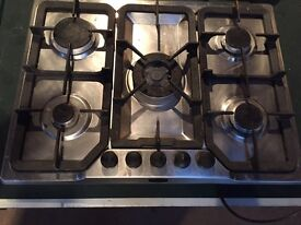 Bosch oven, combination oven and gas hob