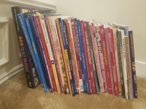 Quilters dream! Amazing book collection for 20$