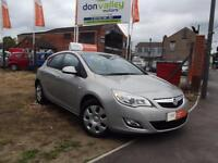 New Shape Vauxhall/Opel Astra 1.6i 16v VVT ( 115ps ) 2010MY Exclusiv