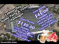 Labour Day Game Packages