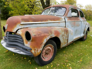 1946 Chevrolet 2Dr Stylemaster Coupe