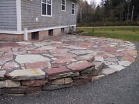 Stone for your DECK or PATIO