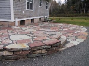 Flagstone for your DECK or PATIO