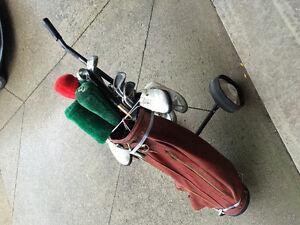 Custom Made Golf Clubs Left Handed