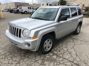 2010 JEEP PATRIOT NORTH EDITION