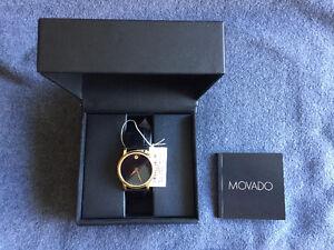 MOVADO Museum Black Dial - Men's Watch