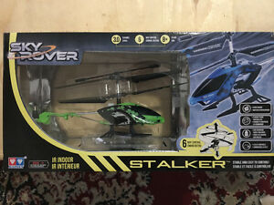 Price Reduced***** R/C Helicopter Stalker