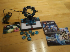Lego Dimensions Game for PS3