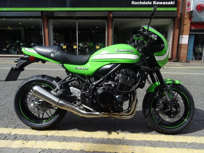 2018 KAWASAKI Z900RS CAFE EX DEMO CALL NOW FOR MORE DETAILS