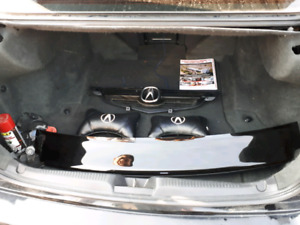 Acura TL Type S Miscellaneous Parts
