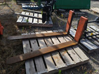 """6"""" X 2"""" CAT 3 - FORKLIFT FORKS Hamilton Ontario Preview"""