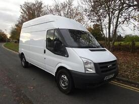 Ford Transit 2.4TDCi Duratorq ( 115PS ) 350L 2008/58 350 LWB high top 160,000
