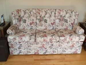 Chesterfield & Chair